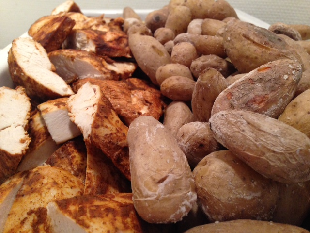 saltkartofler